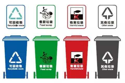 网站制作丨垃圾分类官网制作,专注智能垃圾分类
